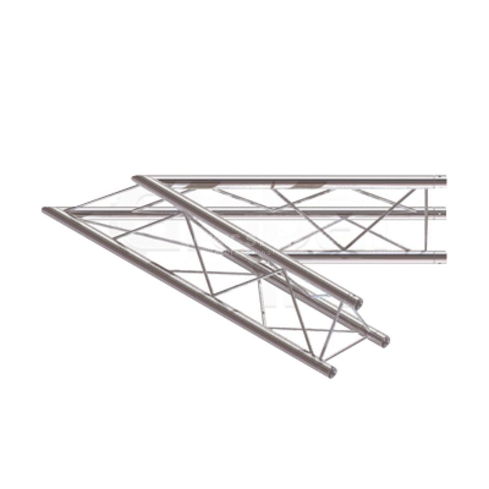 Global Truss F23 2- Way Corner C19 45°  Produktbillede