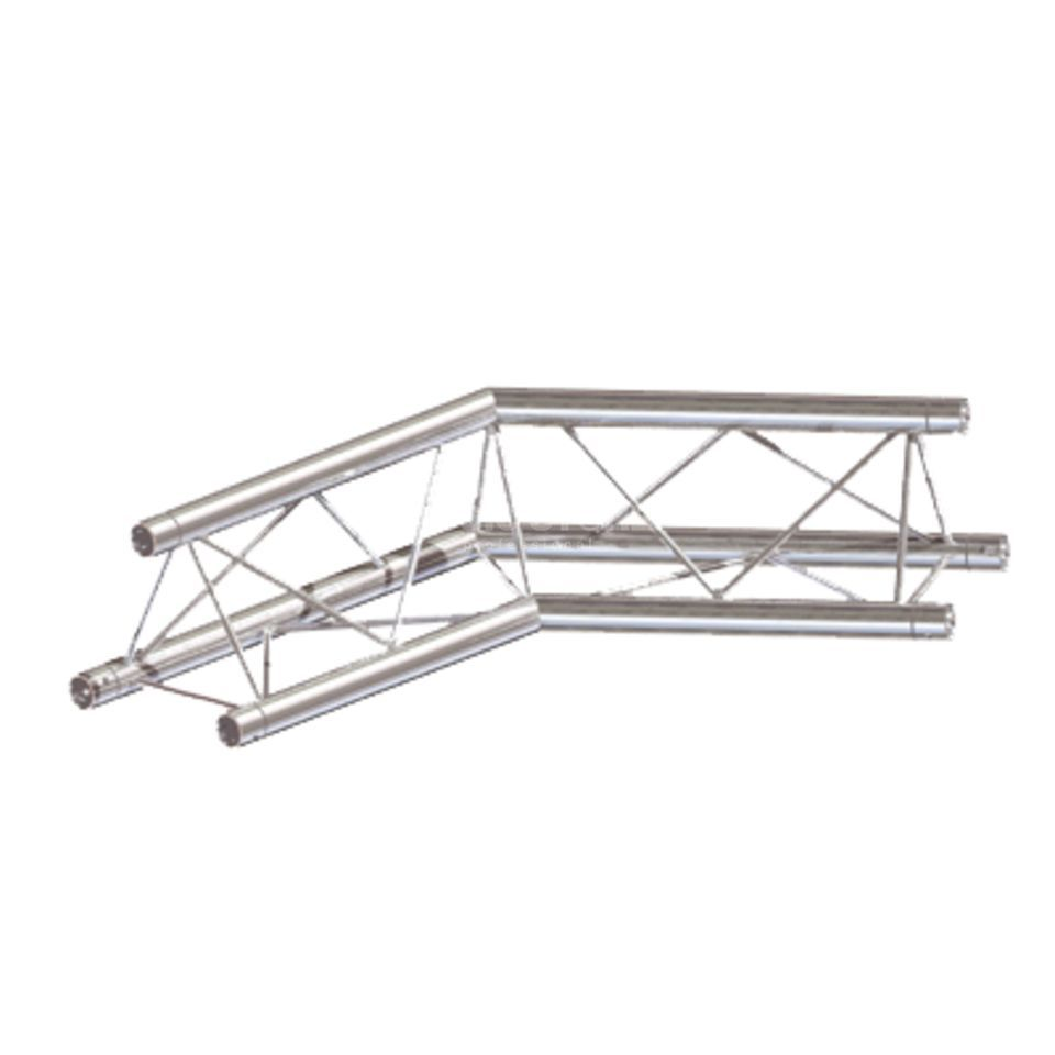 Global Truss F23 2- Way Corner C22 120°  Produktbillede