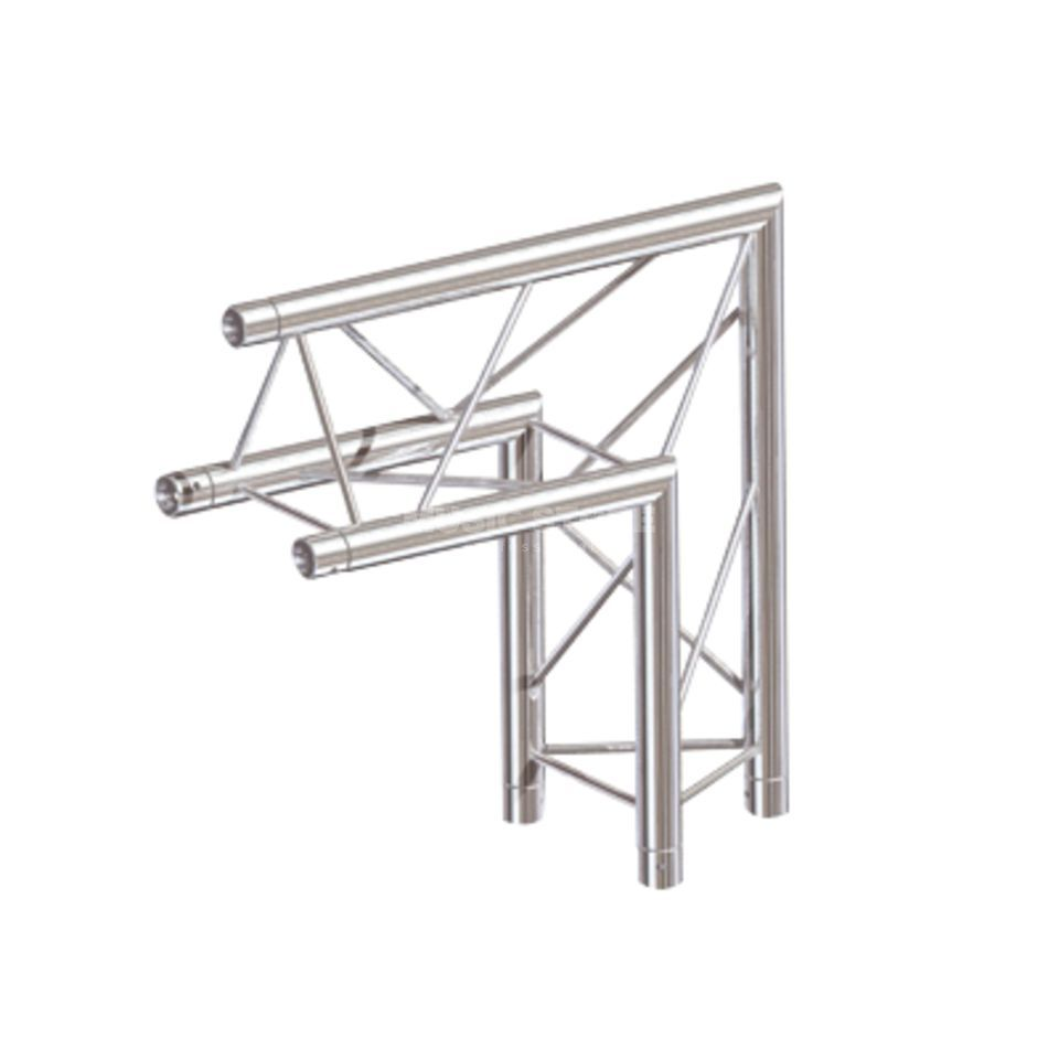 Global Truss F23 2- Way Corner C24 90°  Produktbillede