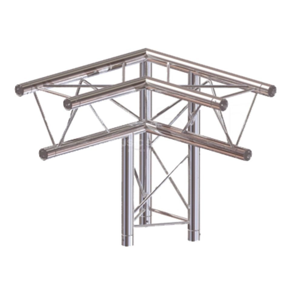 Global Truss F23 3- Way Corner C33  Produktbillede