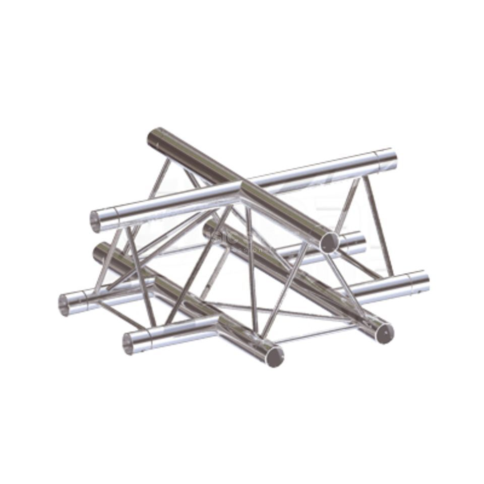 Global Truss F23 4- Way Corner C41  Produktbillede