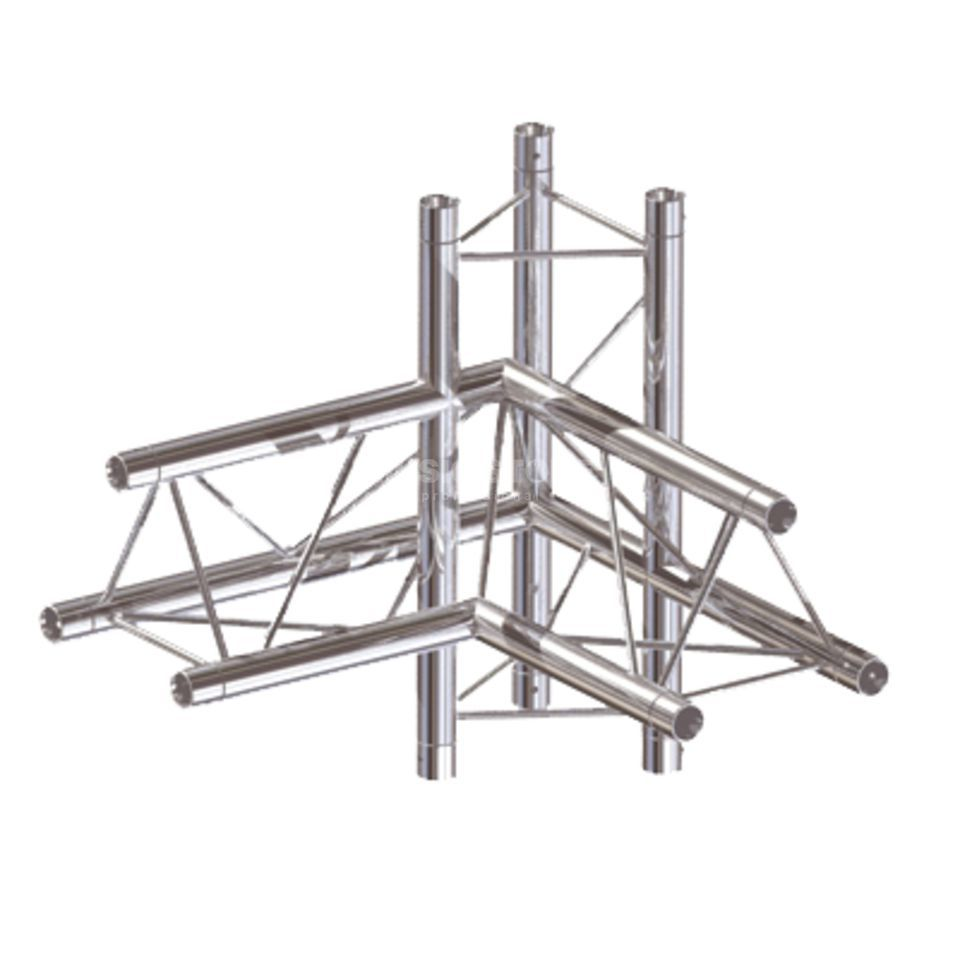 Global Truss F23 4- Way Corner C44  Produktbillede