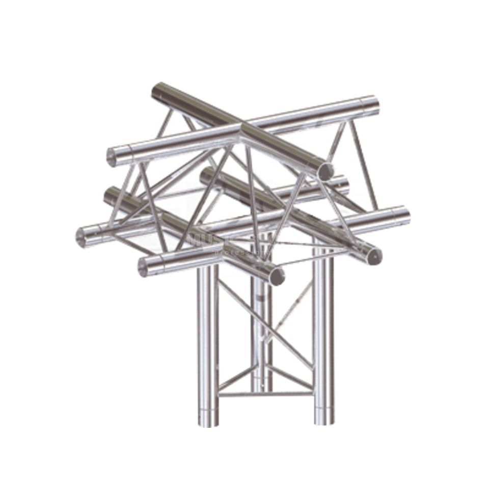 Global Truss F23 5- Way Corner C52  Produktbillede