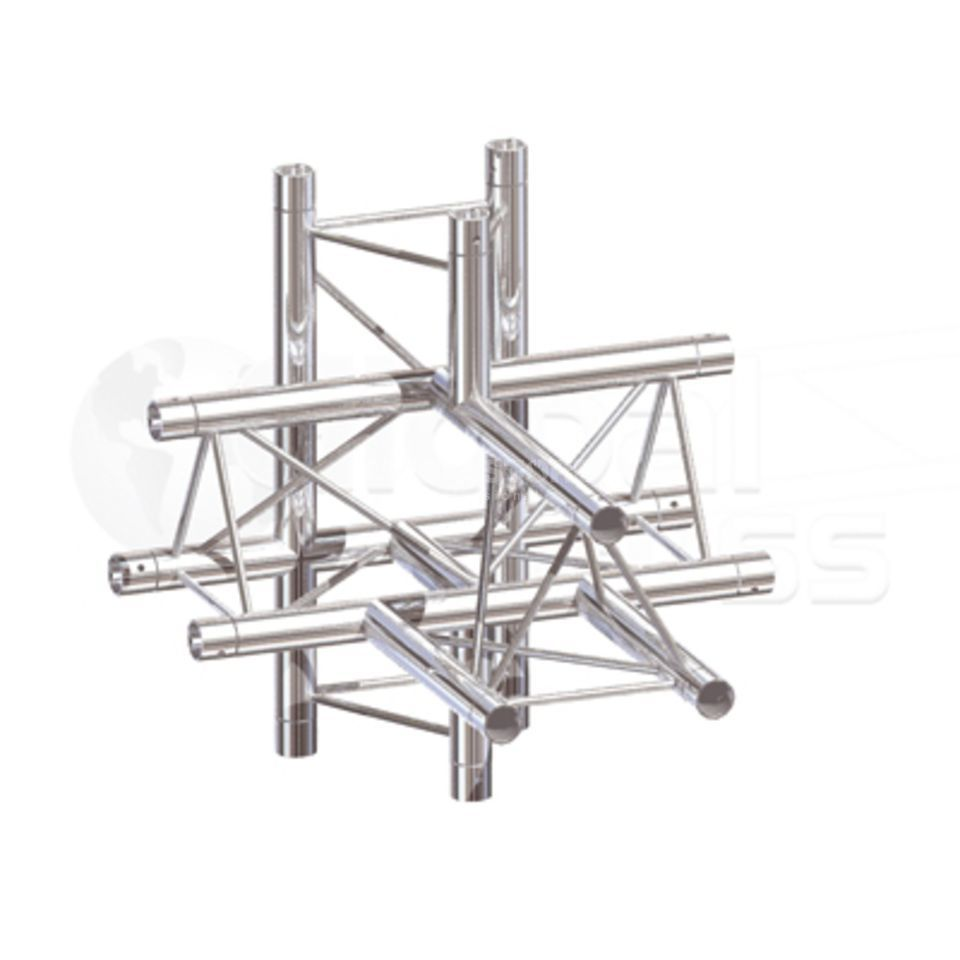 Global Truss F23 5- Way Corner T51  Produktbillede