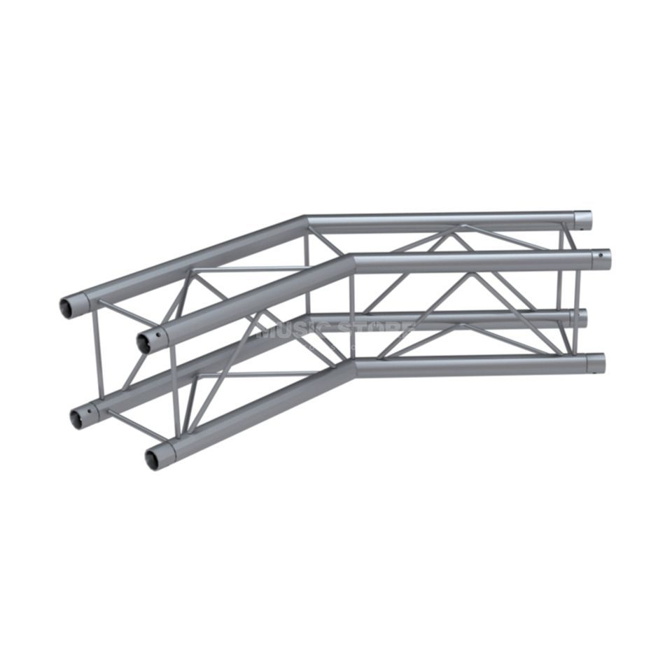 Global Truss F24, 2-Way Corner, C23, 135°  Produktbillede