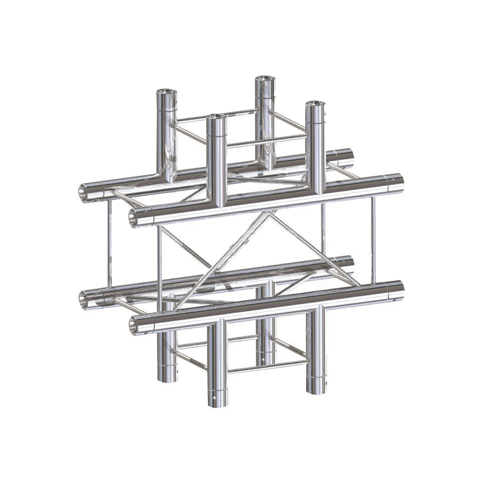 Global Truss F24, 3-Way Corner, C41  Produktbillede