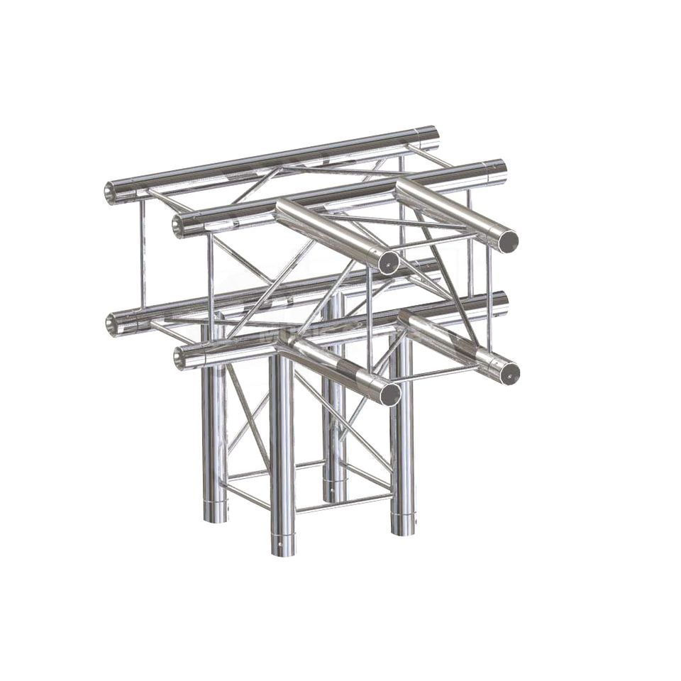 Global Truss F24, 4-Way Corner, T40  Produktbillede