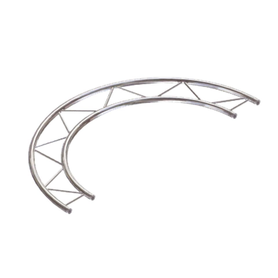 Global Truss F32 Circular  Ø 7m 2-Point, 45°, horizontal Produktbillede