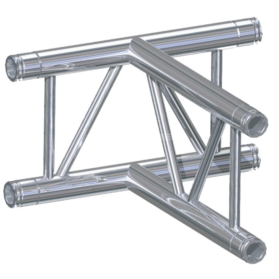 Global Truss F32, T-Piece, T35-36 VT horizontal & vertical Produktbillede