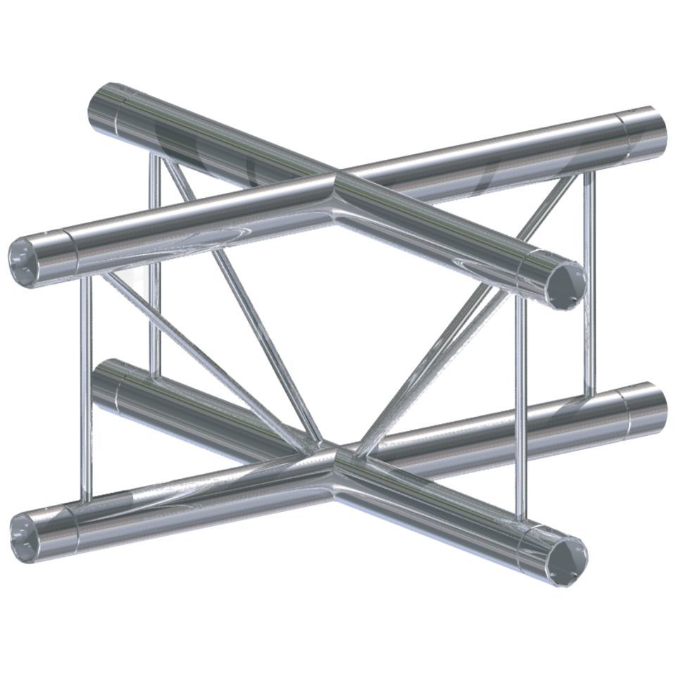 Global Truss F32, X-Piece, C41V X vertical Product Image