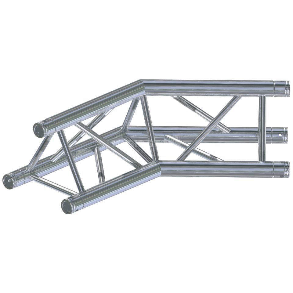 Global Truss F33, 135° Corner, 50cm, C23 3-Point Product Image