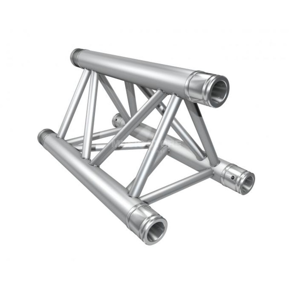 Global Truss F33, 40cm, 3-Point Truss incl.  Conical Coupler Produktbillede