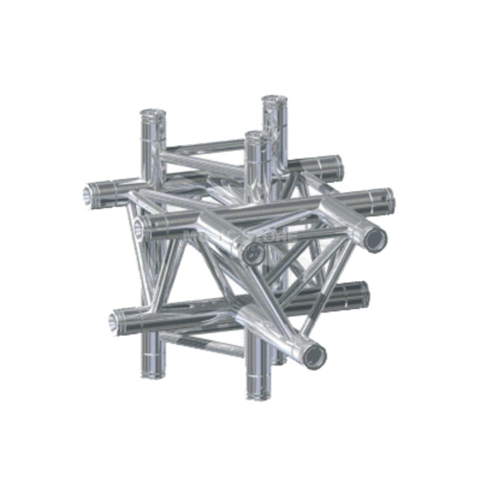 Global Truss F33 5-Way Corner C51 3-Point Produktbillede