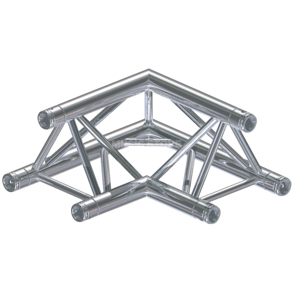 Global Truss F33, 90° Corner, 50cm, C21 3-Point Produktbillede