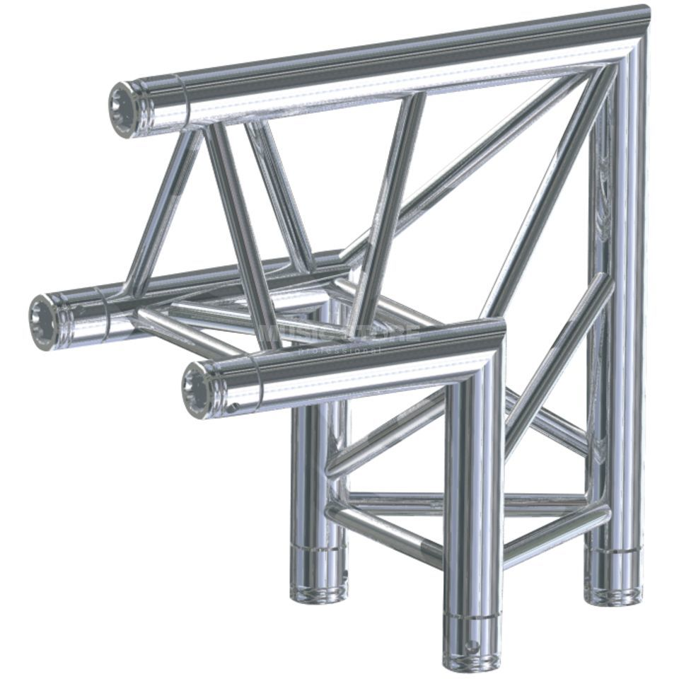 Global Truss F33, 90° Corner, C24 3-Point Produktbillede