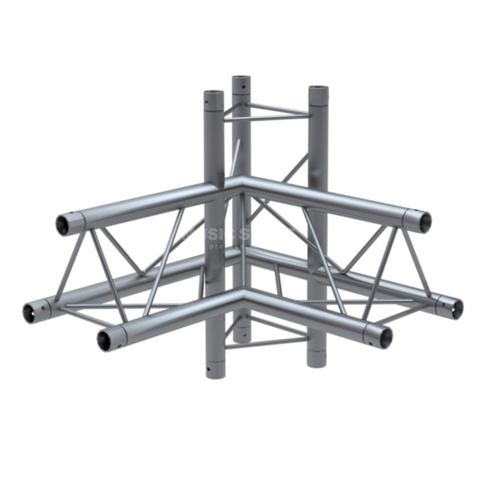 Global Truss F33, LUD angle 90°, C44 3 points Image du produit