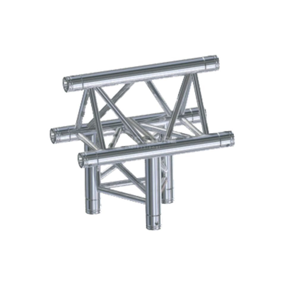 Global Truss F33 T-Piece T37 3-Point 3-Way  Produktbillede