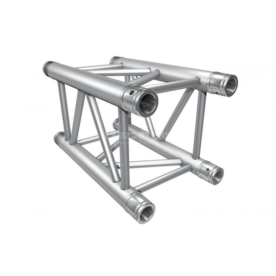 Global Truss F34, 40cm, 4-Point Truss incl.  Conical Coupler Produktbillede