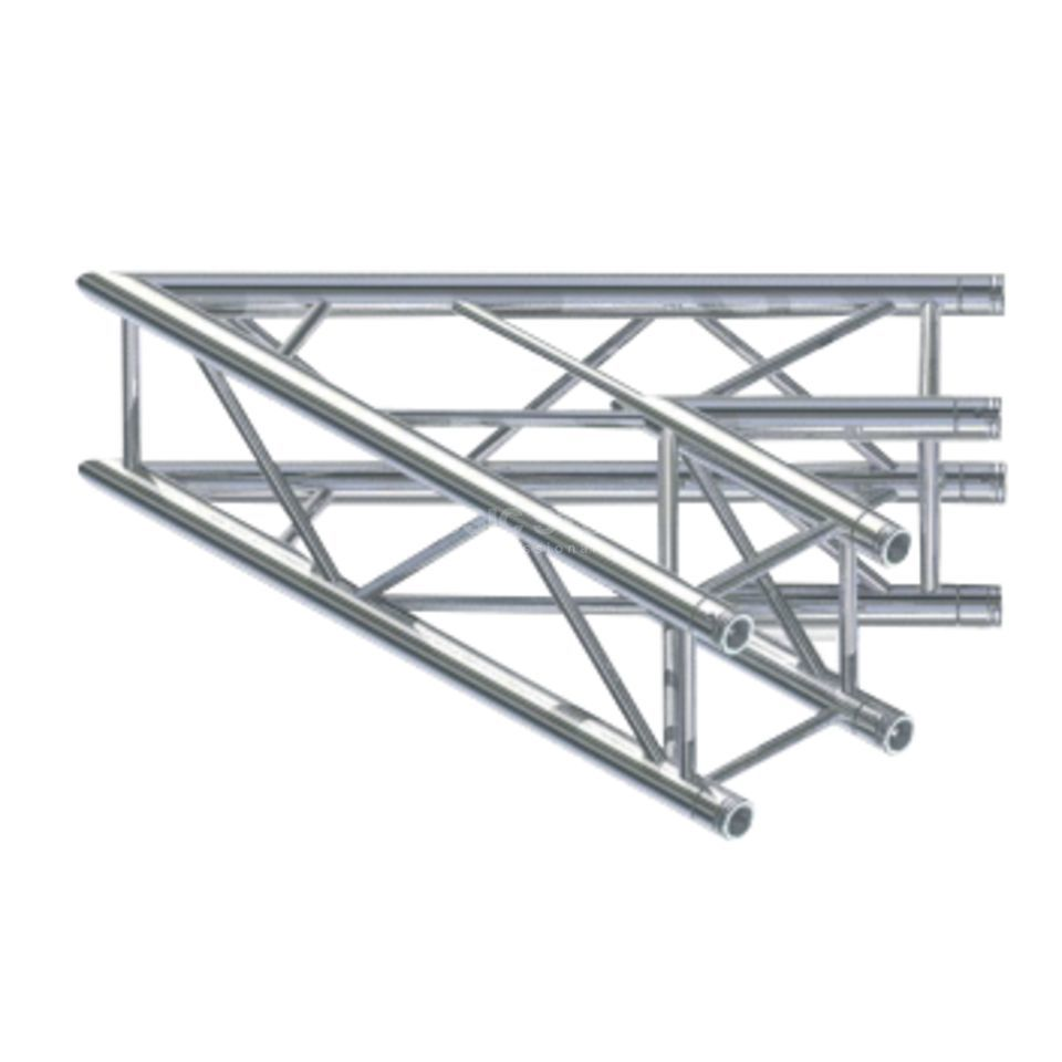 Global Truss F34, 45° Corner, C19 4-Point Product Image