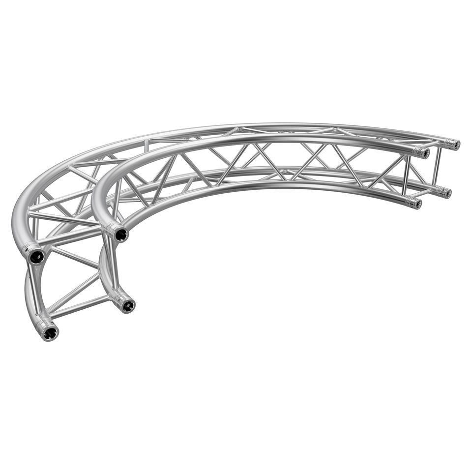 Global Truss F34, Circular, 200cm, 180° 4-Point Produktbillede