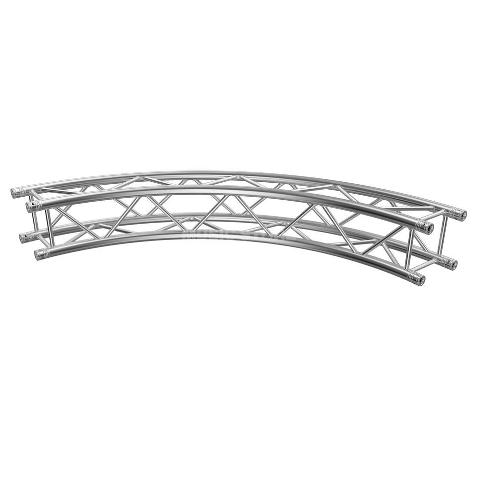 Global Truss F34, Circular, 300cm, 90° 4-Point Produktbillede