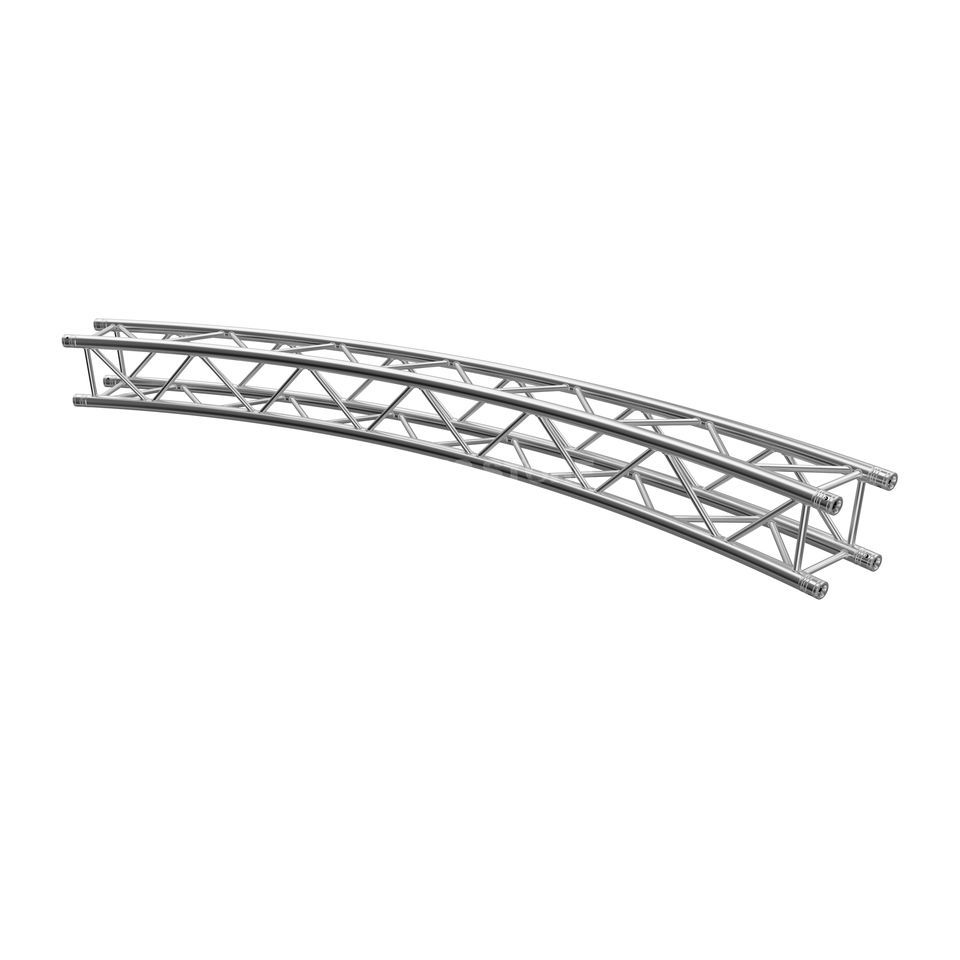 Global Truss F34, Circular, 800cm, 45° 4-Point Produktbillede