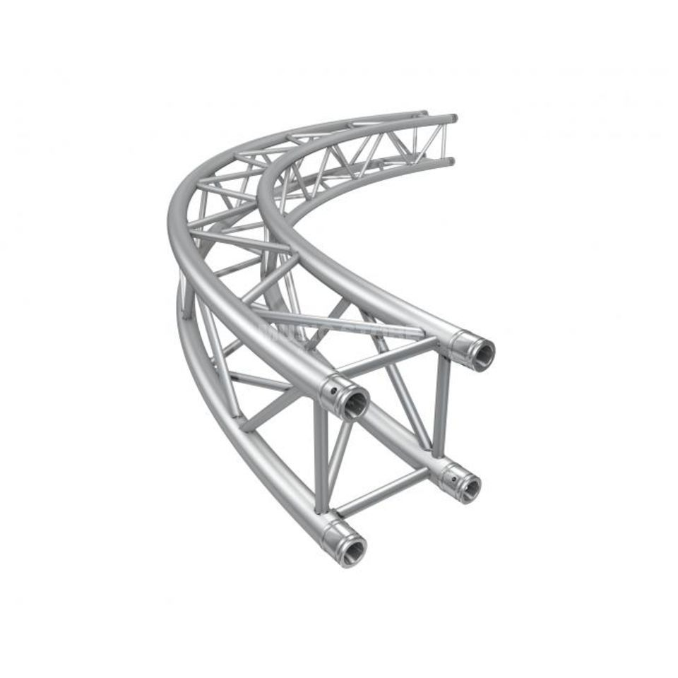 Global Truss F34 Circular for Ø 4,0m 90° 4-Point Produktbillede