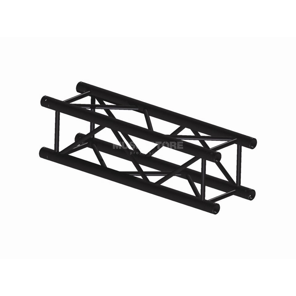 Global Truss F34P,200cm,4-Punkt Truss,black 3mm Immagine prodotto