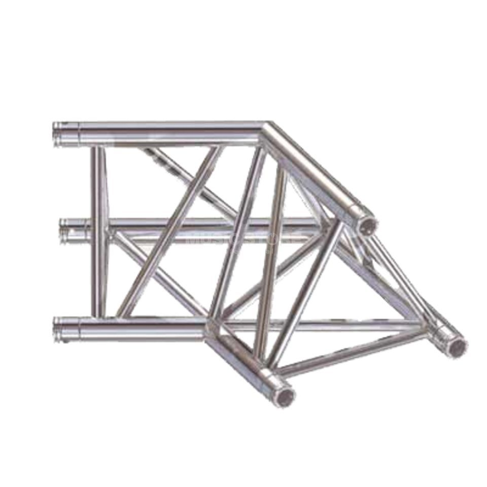 Global Truss F43 2-Way Corner C22 120°  Produktbillede
