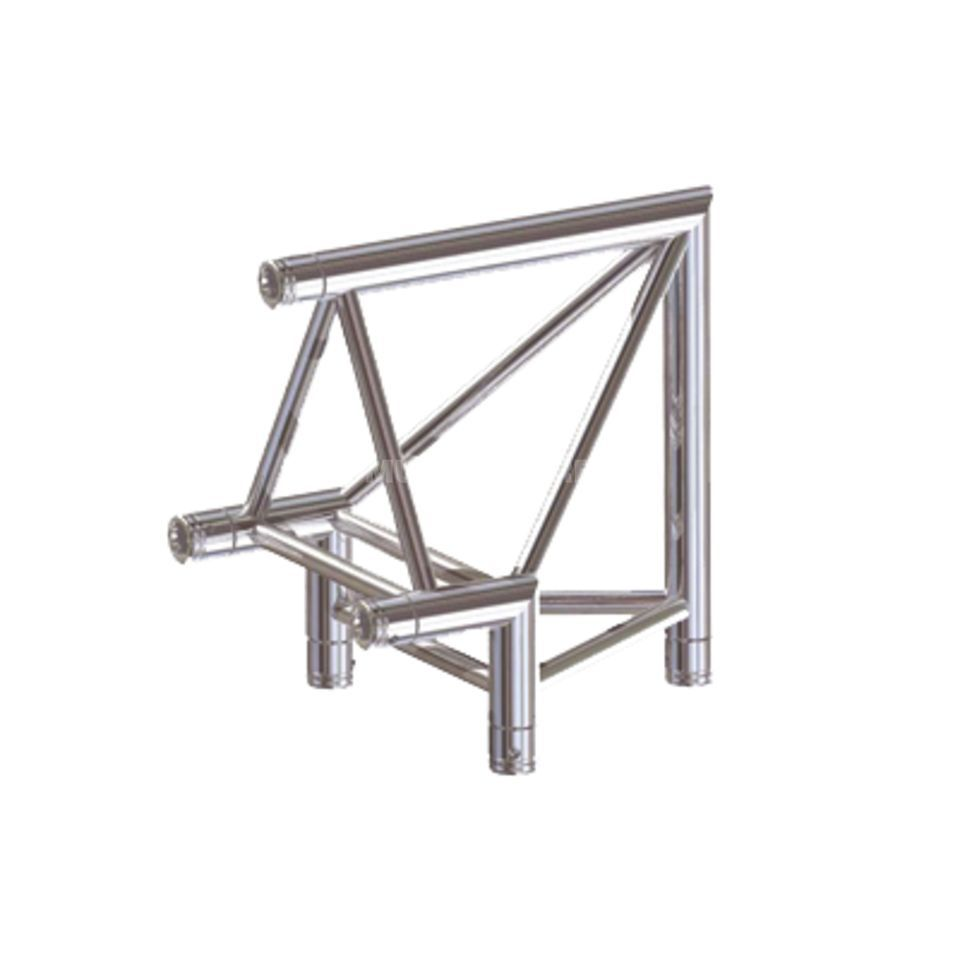 Global Truss F43 2-Way Corner C24 90°  Produktbillede