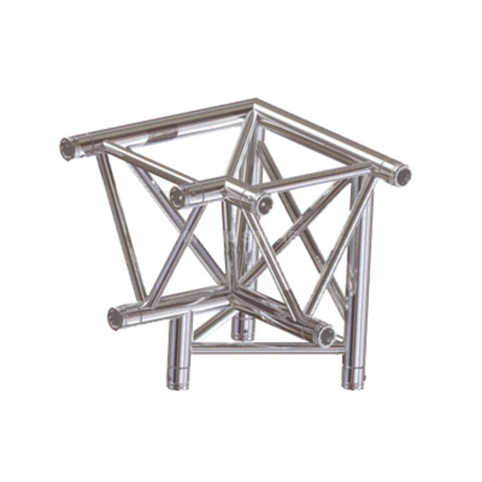 Global Truss F43 3-Way Corner C33  Produktbillede