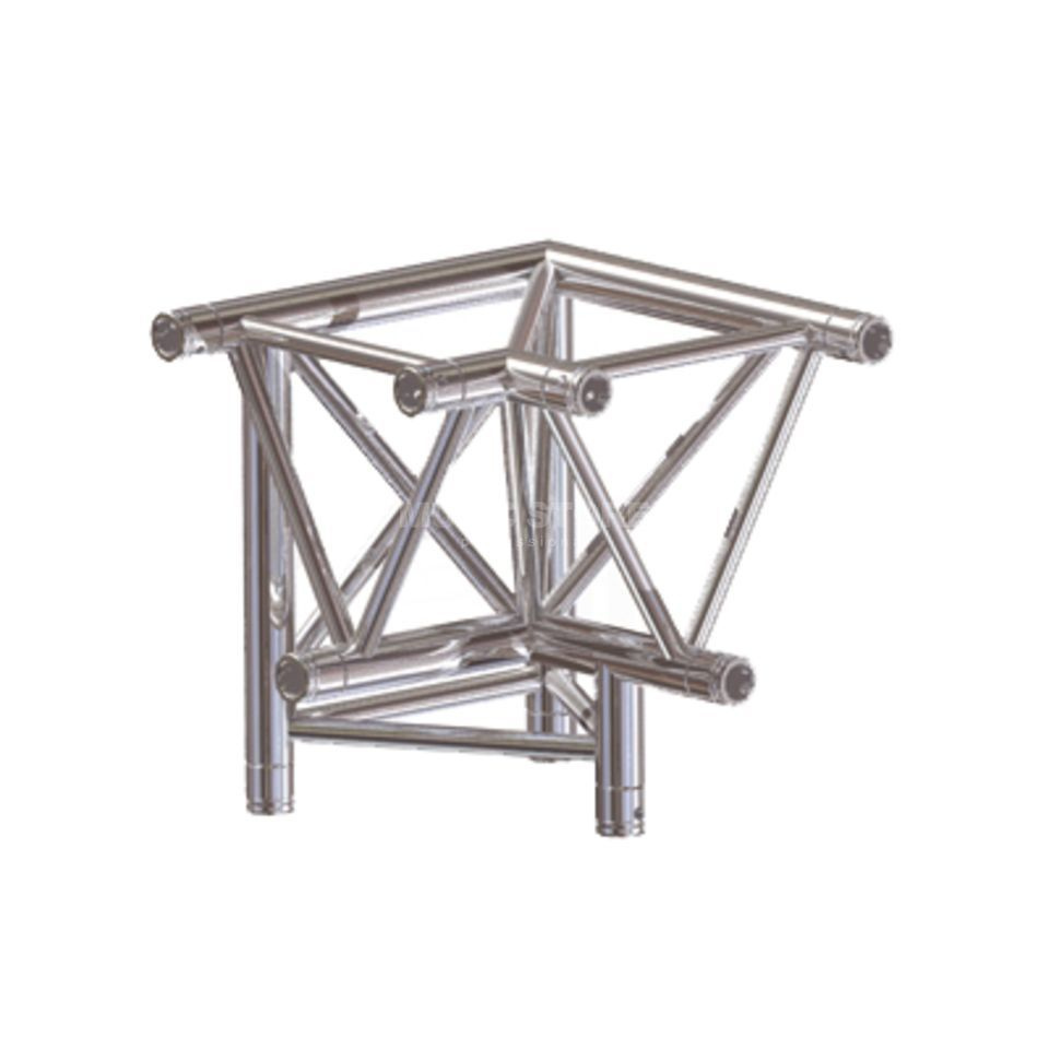 Global Truss F43 3-Way Corner C34  Produktbillede