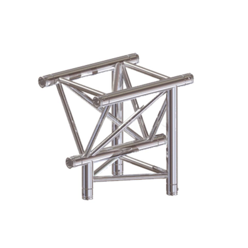 Global Truss F43 3-Way Corner T38  Produktbillede