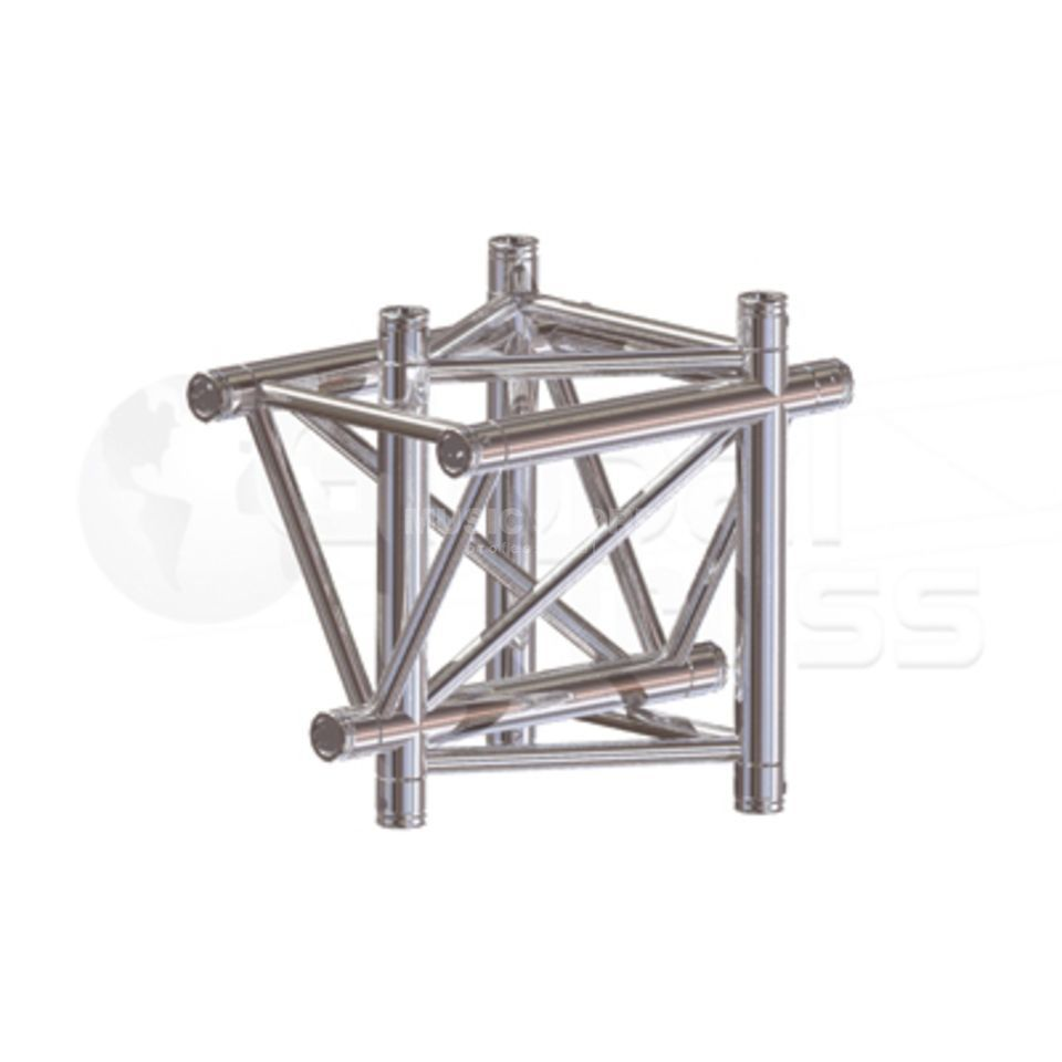 Global Truss F43 4-Way Corner T47  Produktbillede