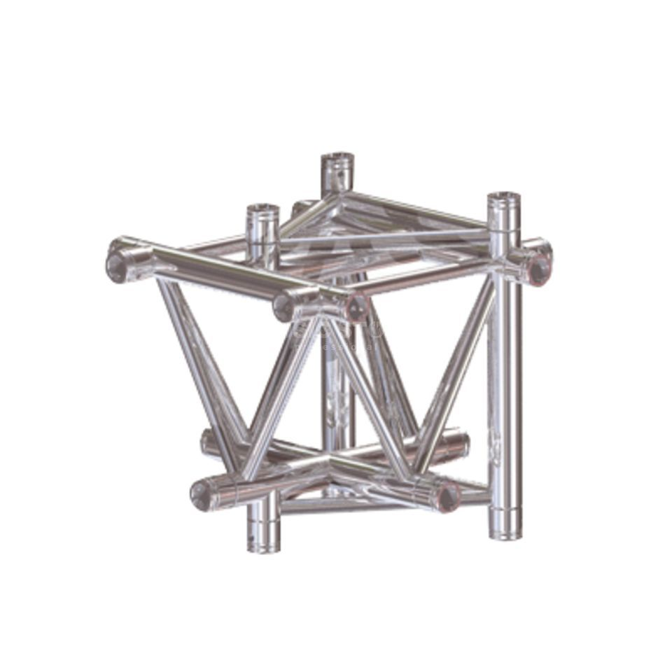 Global Truss F43 6-Way Corner C61  Produktbillede