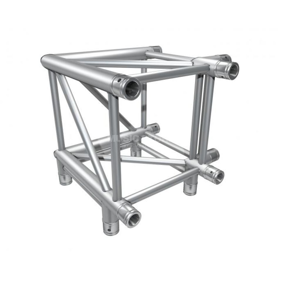 Global Truss F44 3-Way Corner C30 90°  Produktbillede