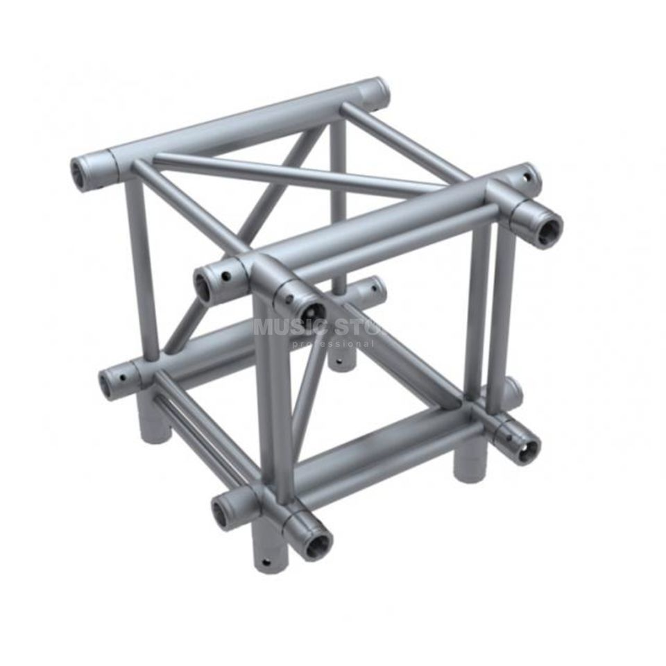Global Truss F44 4-Way Corner T40  Produktbillede