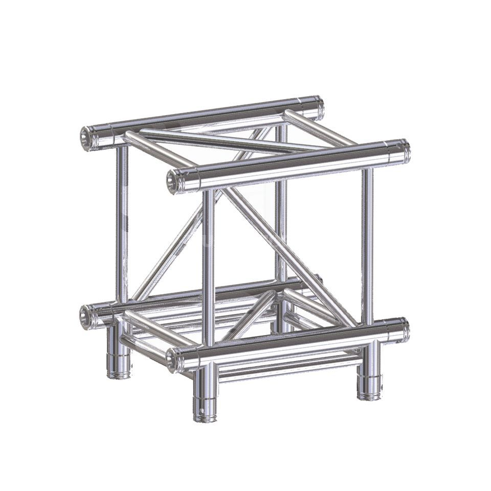 Global Truss F44 T-Piece T35 3-Way Produktbillede