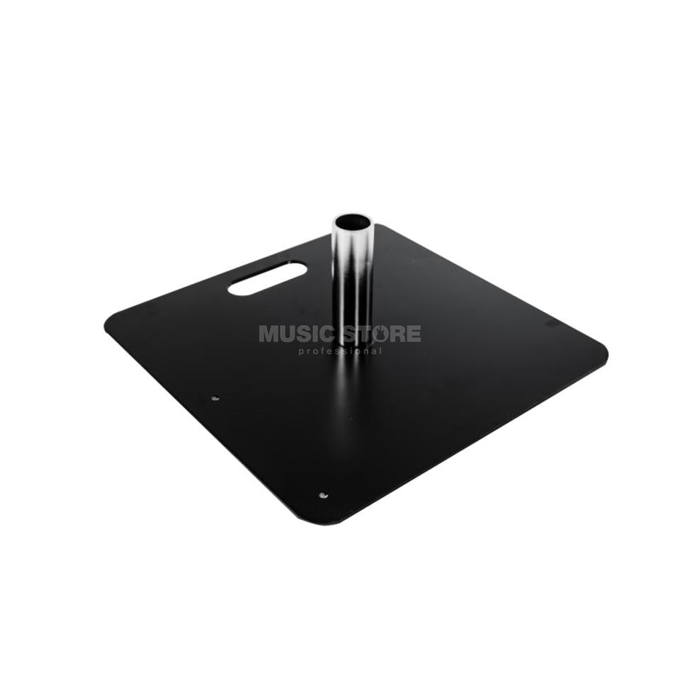 Global Truss Mount for Base Plate Black Produktbillede