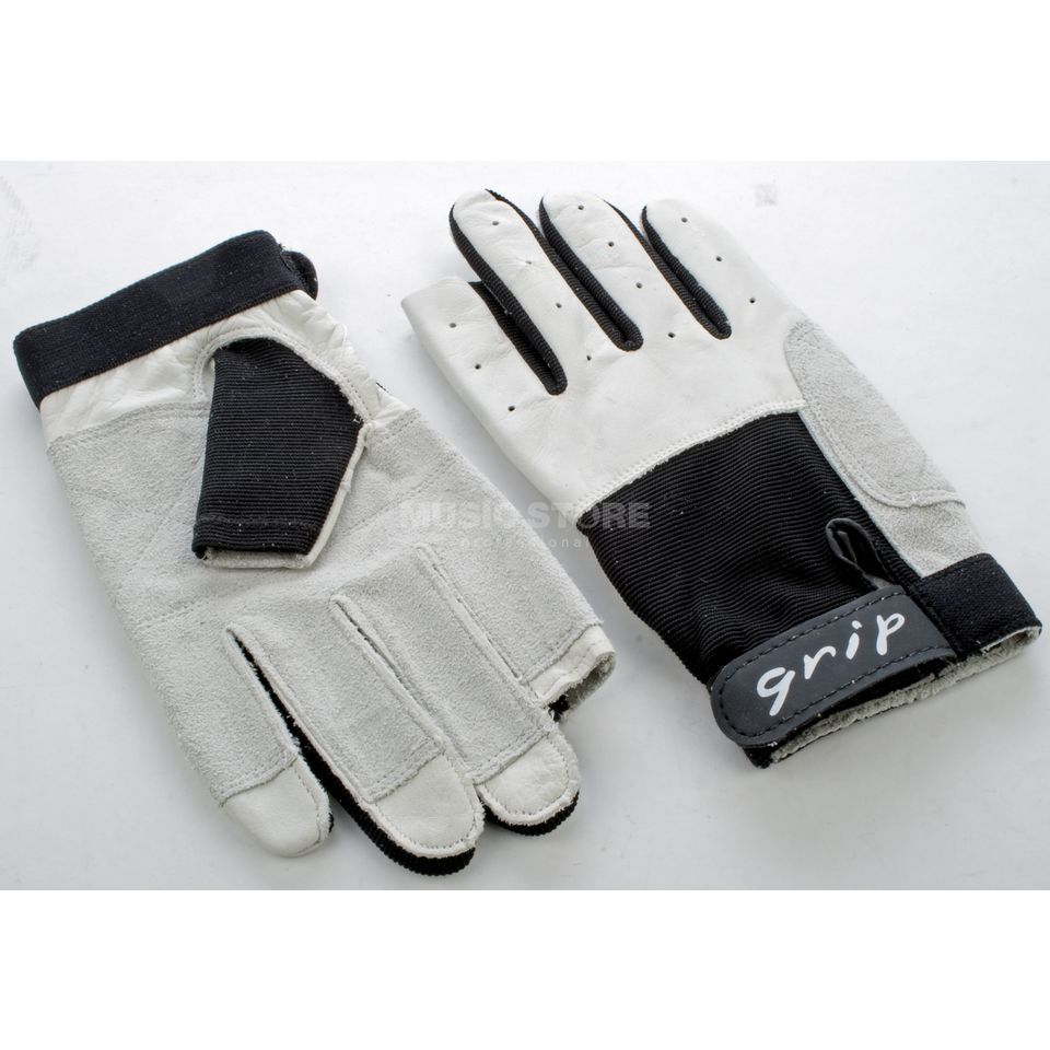 Global Truss Roadie Gloves Grey size L Produktbillede