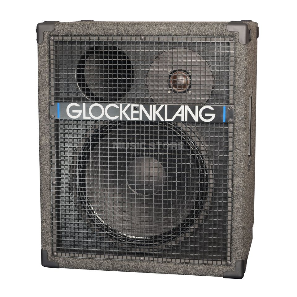 "Glockenklang Bass Art Classic Box 600 Watt (8 Ohm), 1x15"", 1x2"" Speaker Product Image"