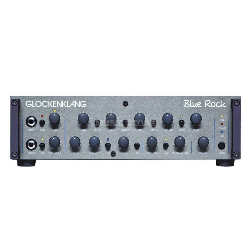 Glockenklang Blue Rock Head Produktbild