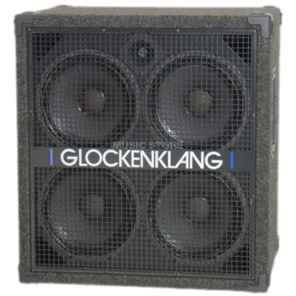 "Glockenklang Take Five NEO Box 4 Ohm 800 Watt, 4x10"" Speaker + Horn Изображение товара"