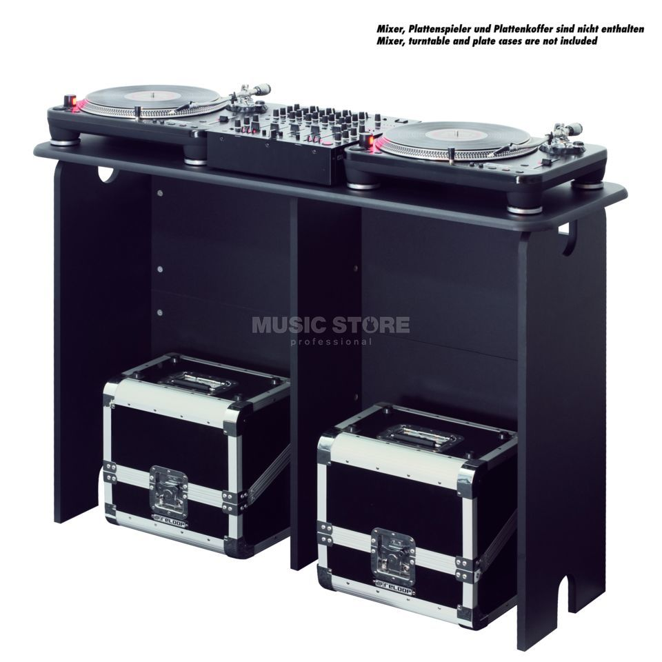 Glorious Mix Station DJ Table black Immagine prodotto
