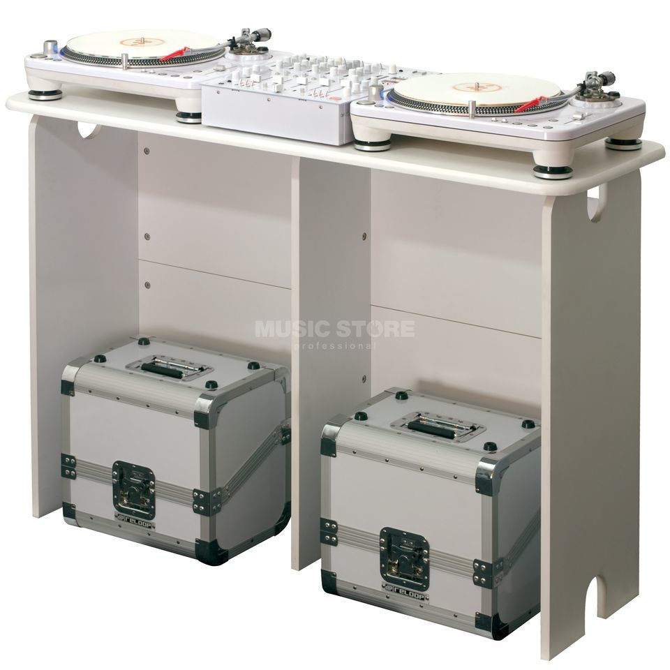 Glorious Mix Station white DJ Table Product Image