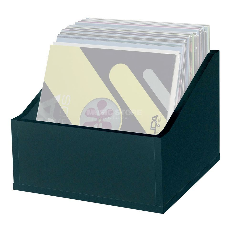 Glorious Record Box Advanced black for 110 Lp´s Produktbillede