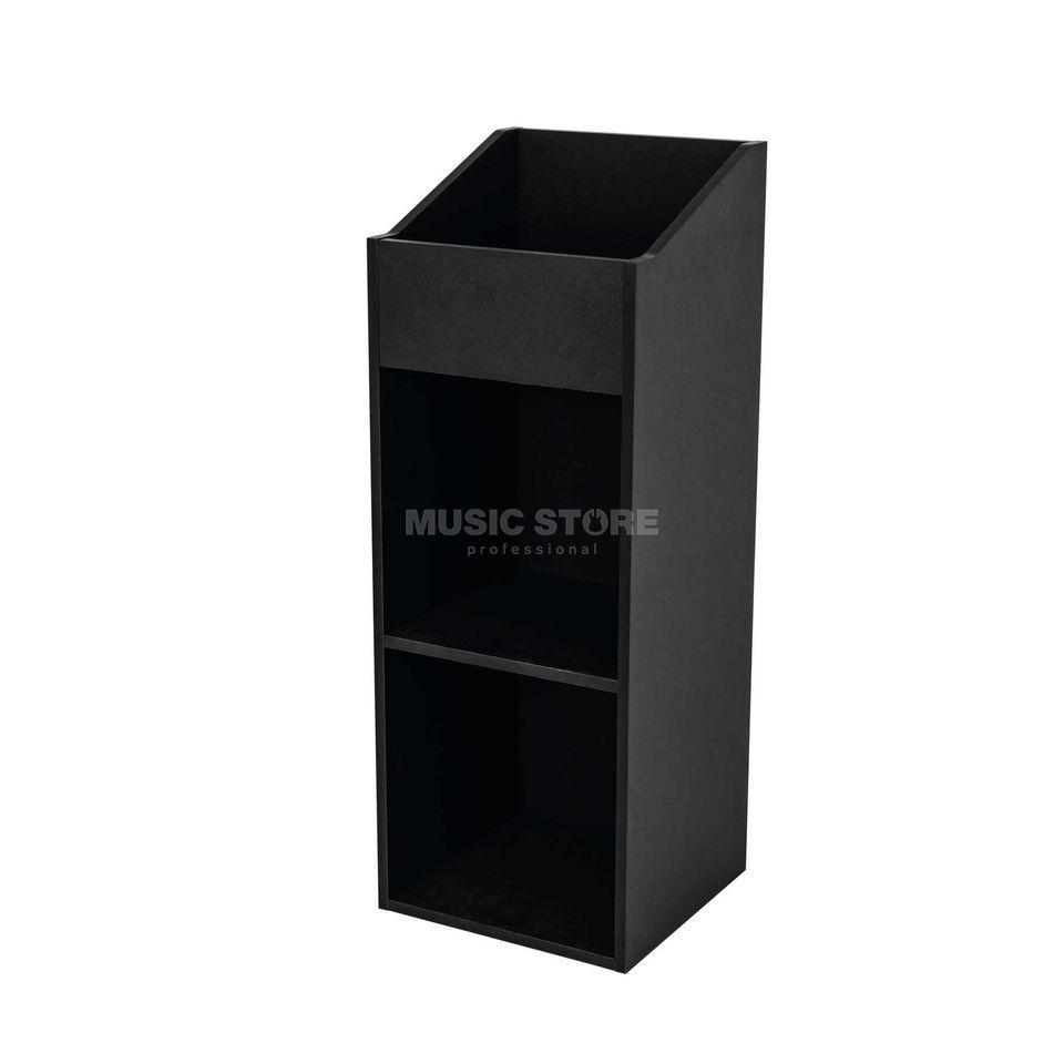 Glorious Record Rack 330 Black Product Image