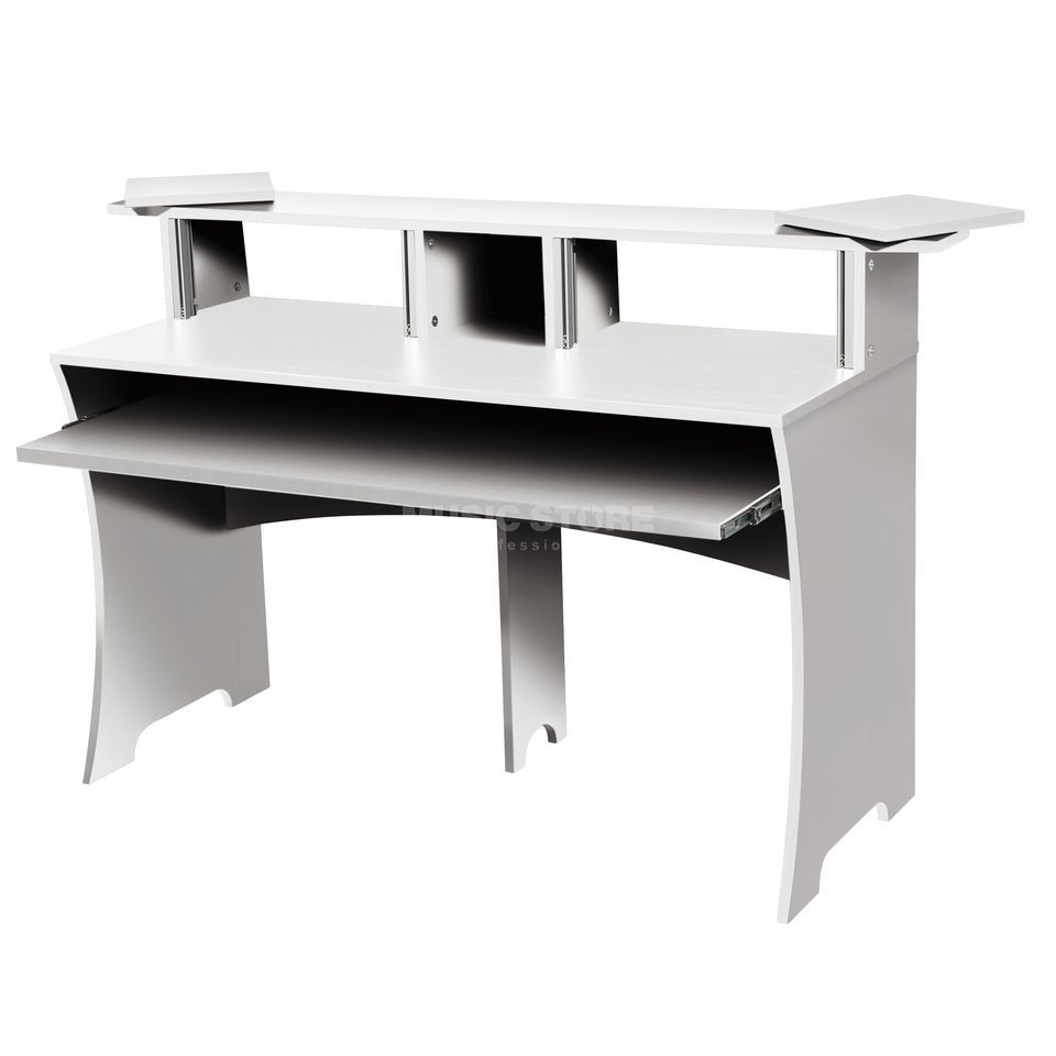 Glorious Workbench white REC/DJ-Workstation Produktbild