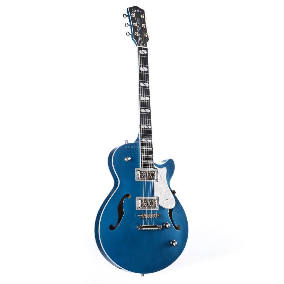 Godin Montreal Premiere Desert Blue Limited Product Image