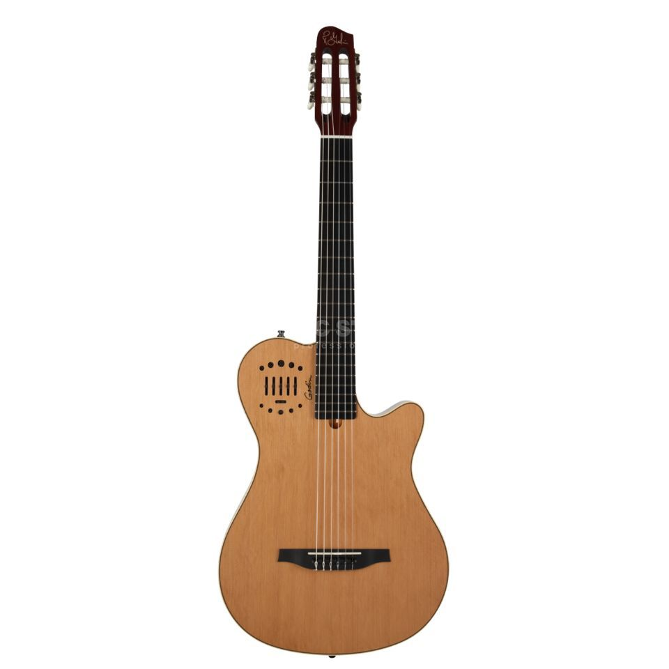 Godin Multiac Grand Concert Duet Ambiance Natural Highgloss Produktbild